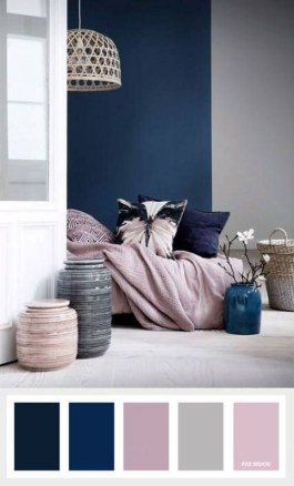 Marvelous Bedroom Color Design Ideas That Will Inspire You 17