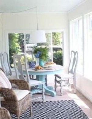 Perfect White Sunroom Design Ideas That Look So Awesome 16
