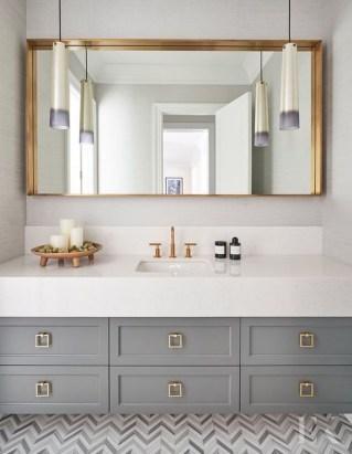 Popular Bathroom Vanities Design Ideas For Your Bathroom Inspiration 39