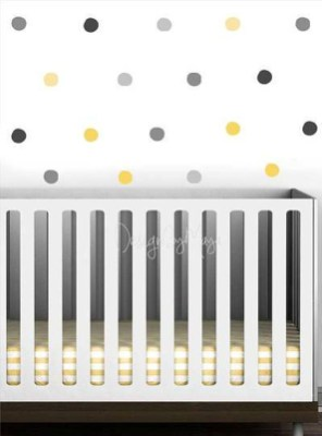 Relaxing Baby Nursery Design Ideas With Polka Dot Themes To Try Asap 15