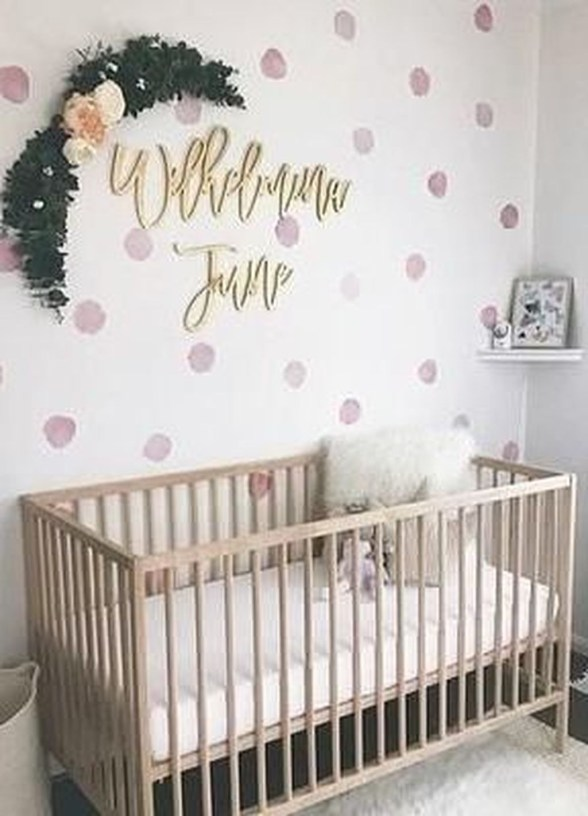 Relaxing Baby Nursery Design Ideas With Polka Dot Themes To Try Asap 37
