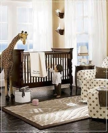 Relaxing Baby Nursery Design Ideas With Polka Dot Themes To Try Asap 39