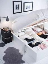 Superb Diy Storage Design Ideas For Small Bedroom 14