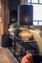 Unusual Black Living Room Design Ideas For More Enchanting 08