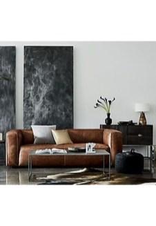 Unusual Black Living Room Design Ideas For More Enchanting 12