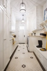 Wonderful Bright Laundry Room Designs Ideas That You Need To Try 16