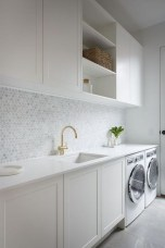 Wonderful Bright Laundry Room Designs Ideas That You Need To Try 24
