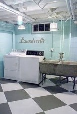 Wonderful Bright Laundry Room Designs Ideas That You Need To Try 27