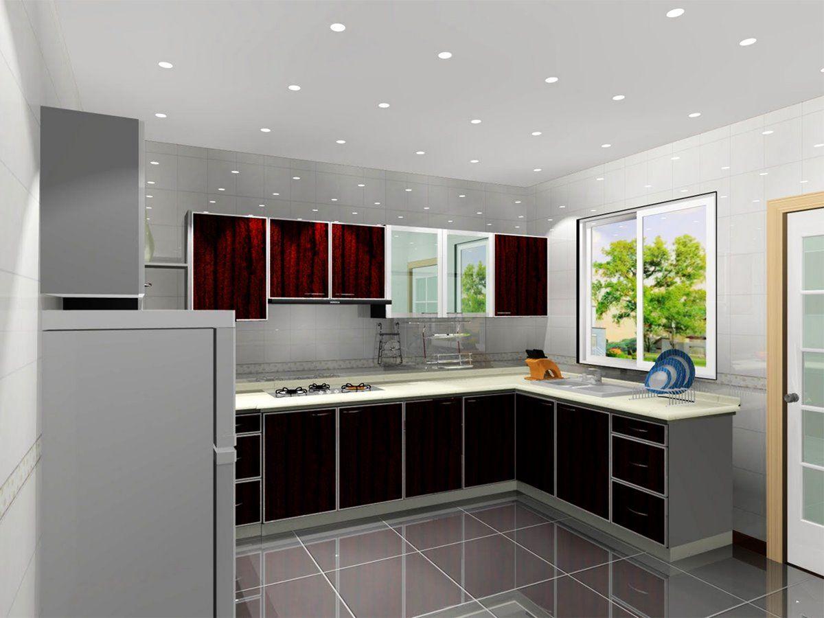 Modern Kitchen Set Minimalis