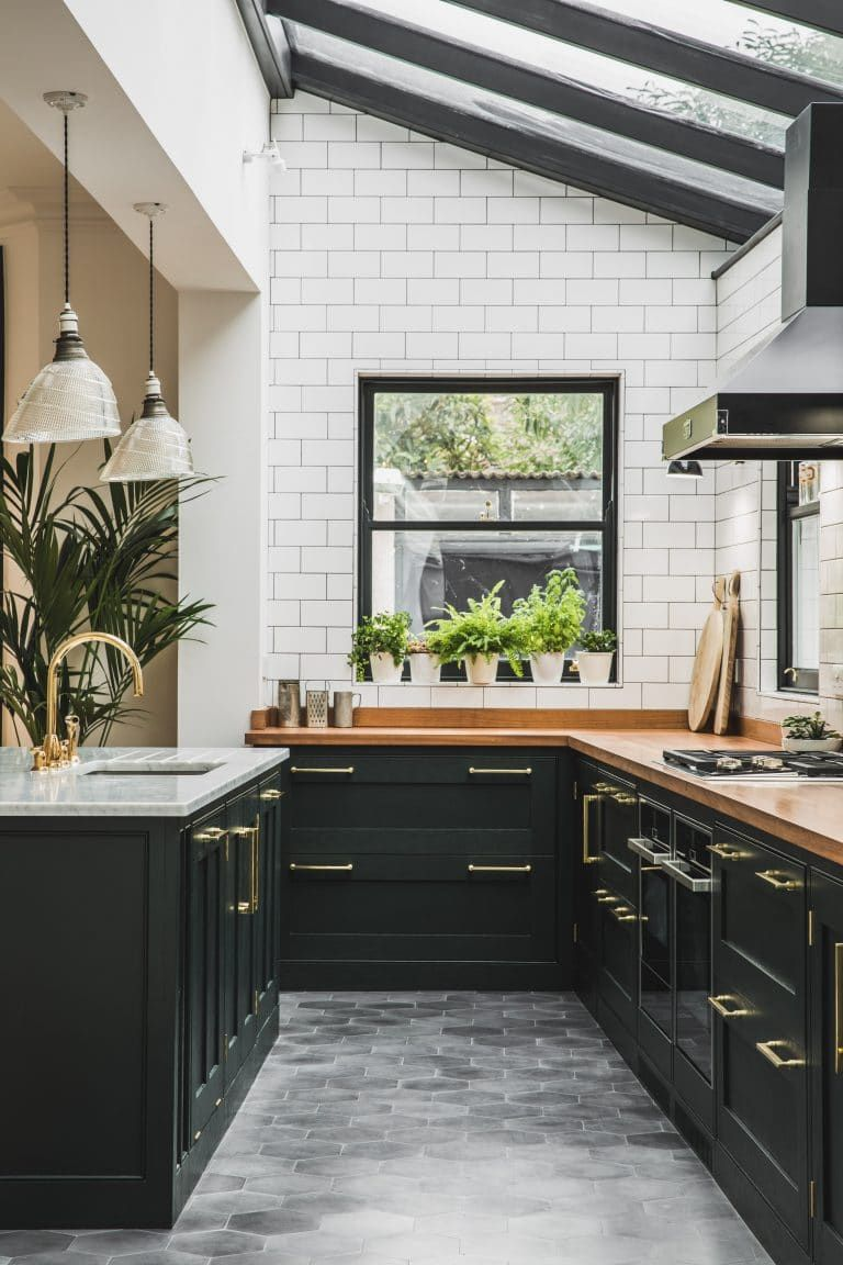 Green Kitchen Tiles Uk
