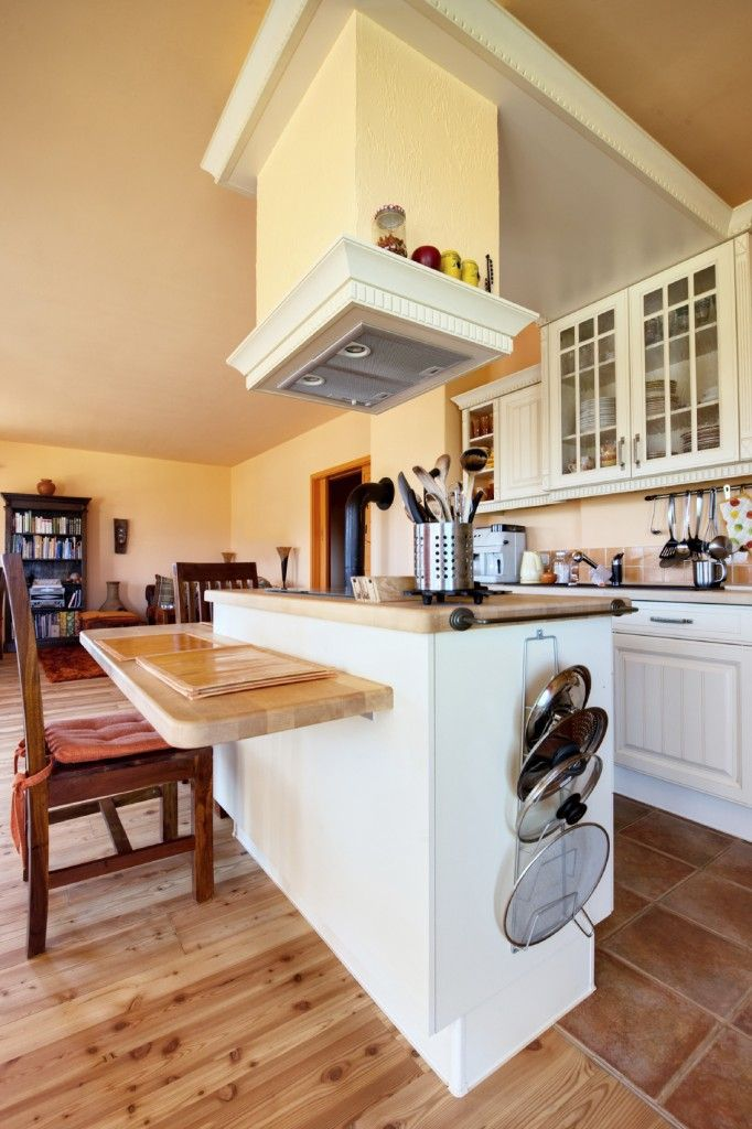 Ideas For Kitchens With Islands