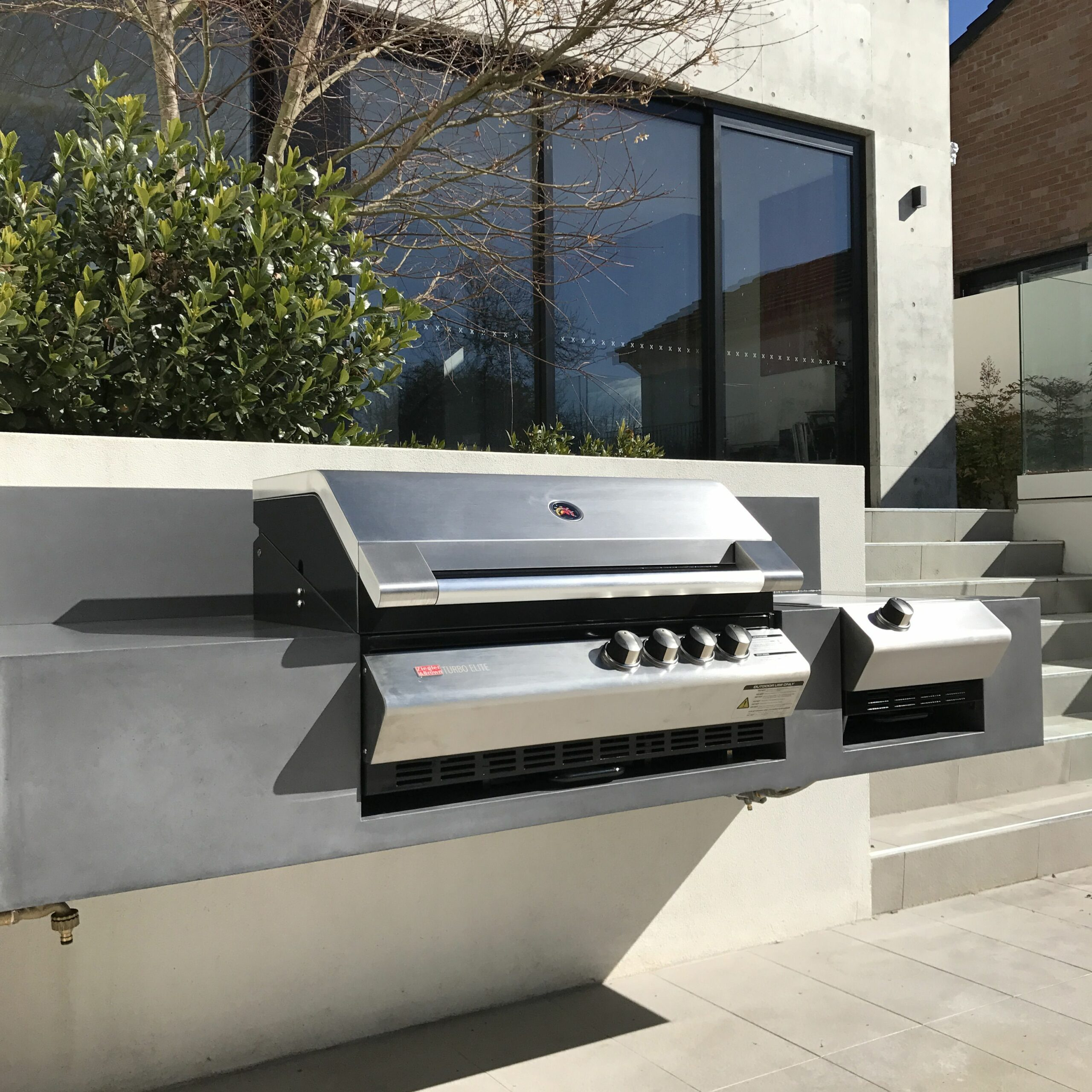 Outdoor Barbeque Kitchens Sydney