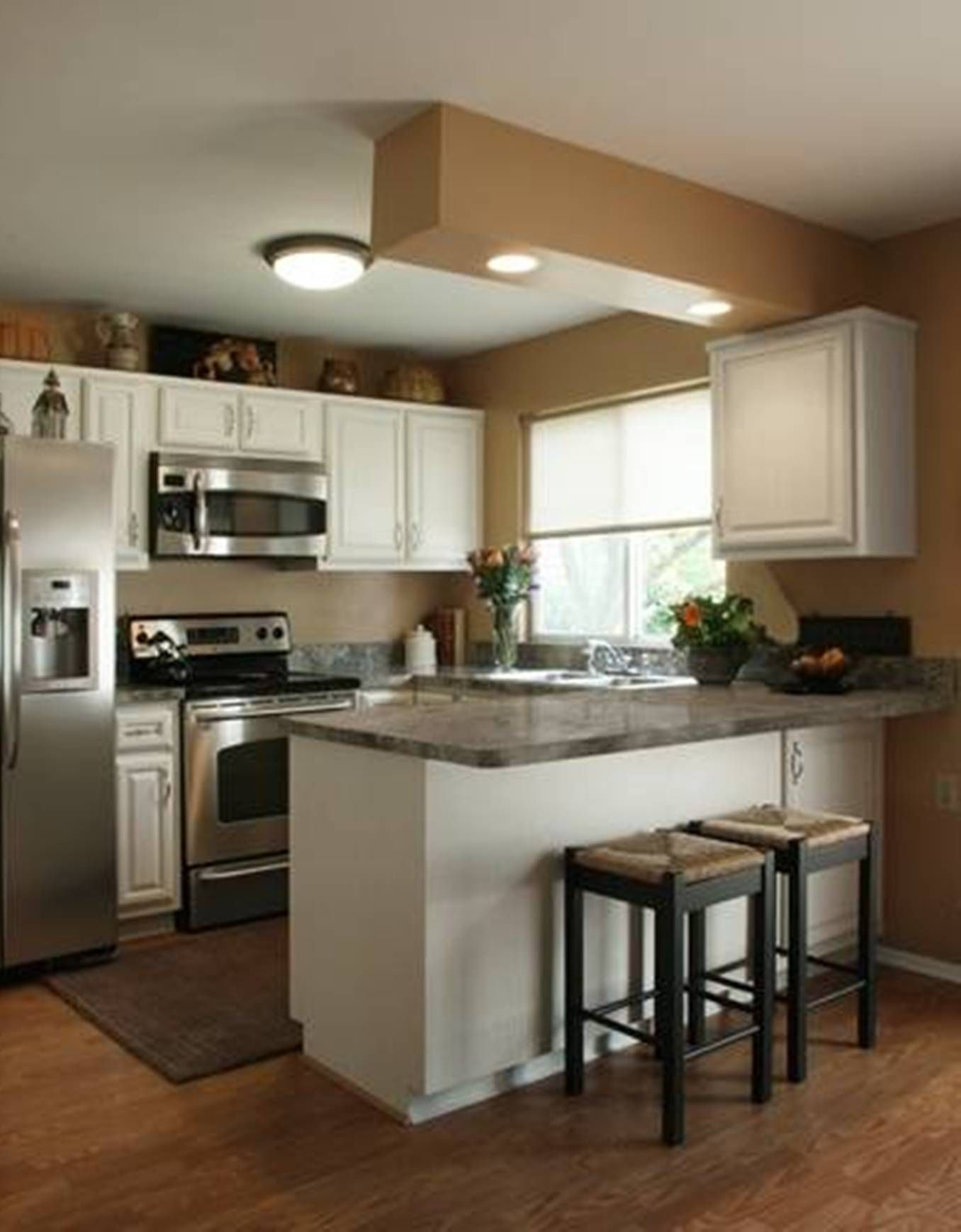 Modern Kitchen Cabinets For Small Kitchens