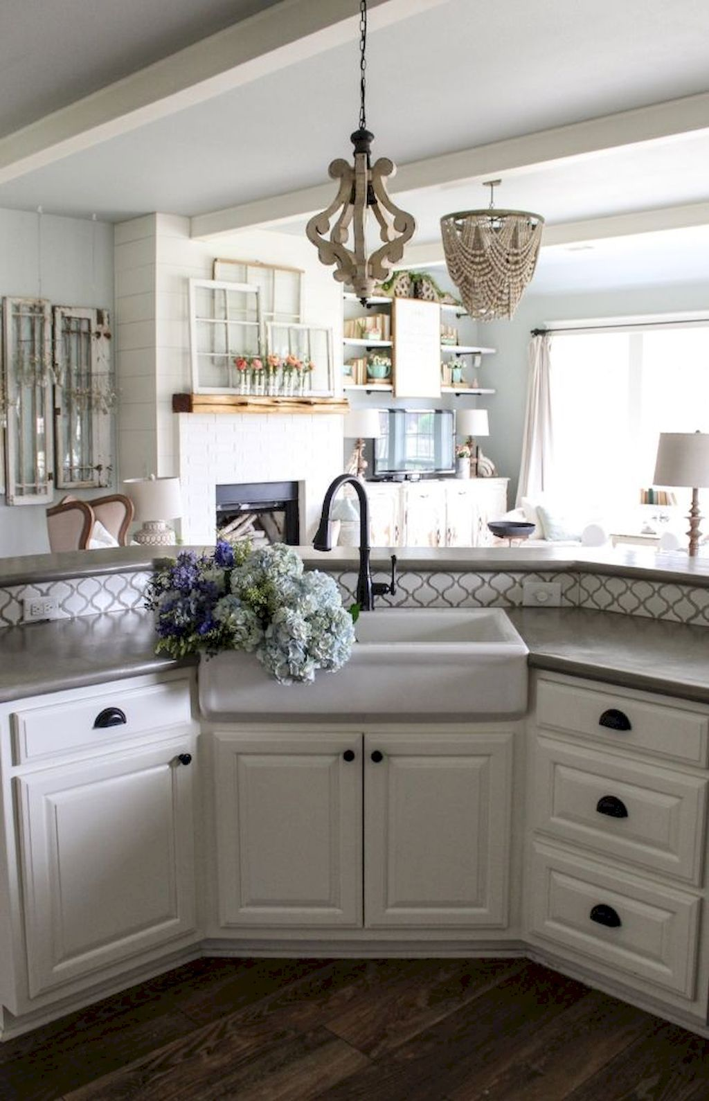 Double Farm Sinks For Kitchens