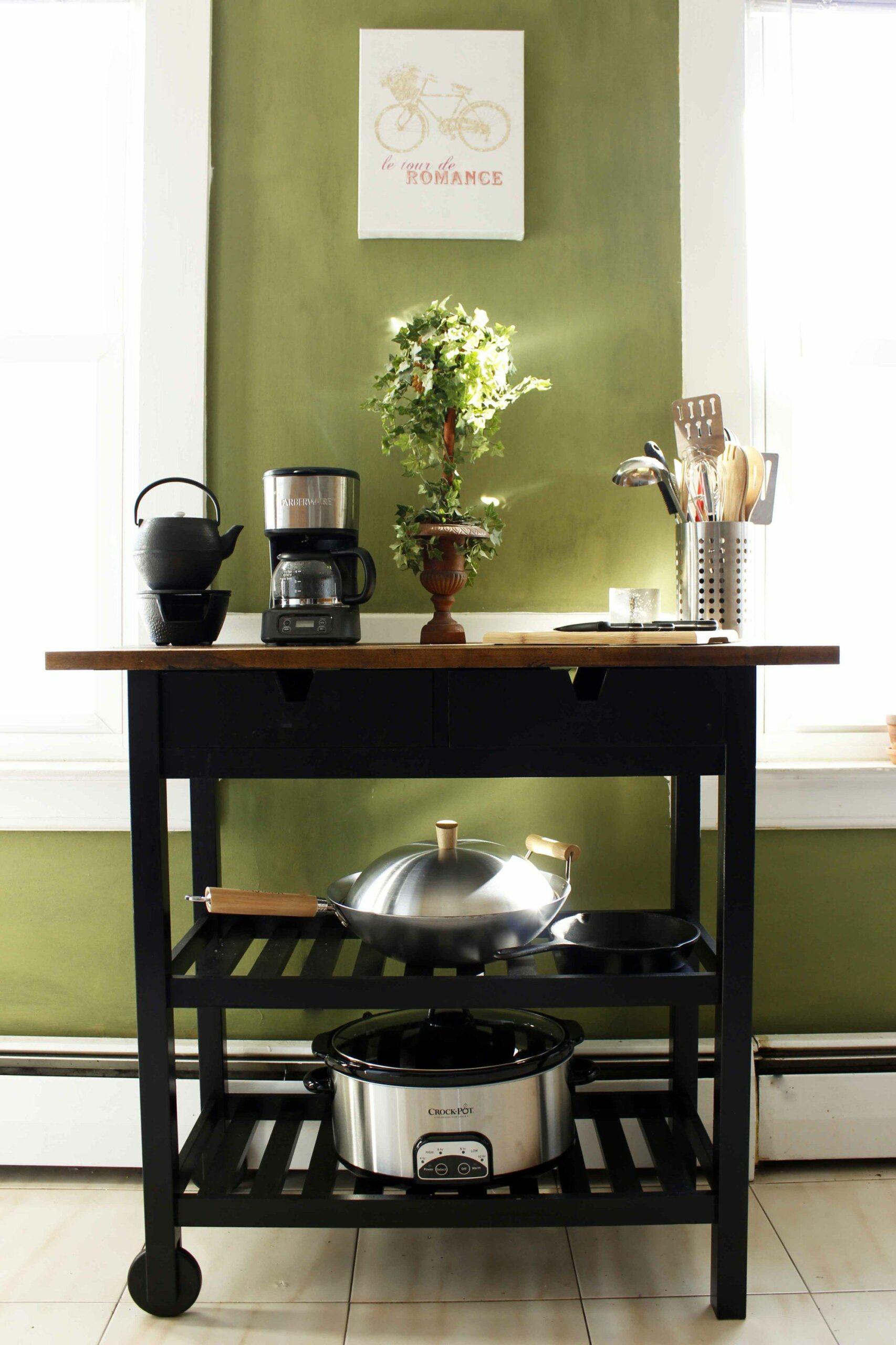 Small Kitchen Ikea Idea