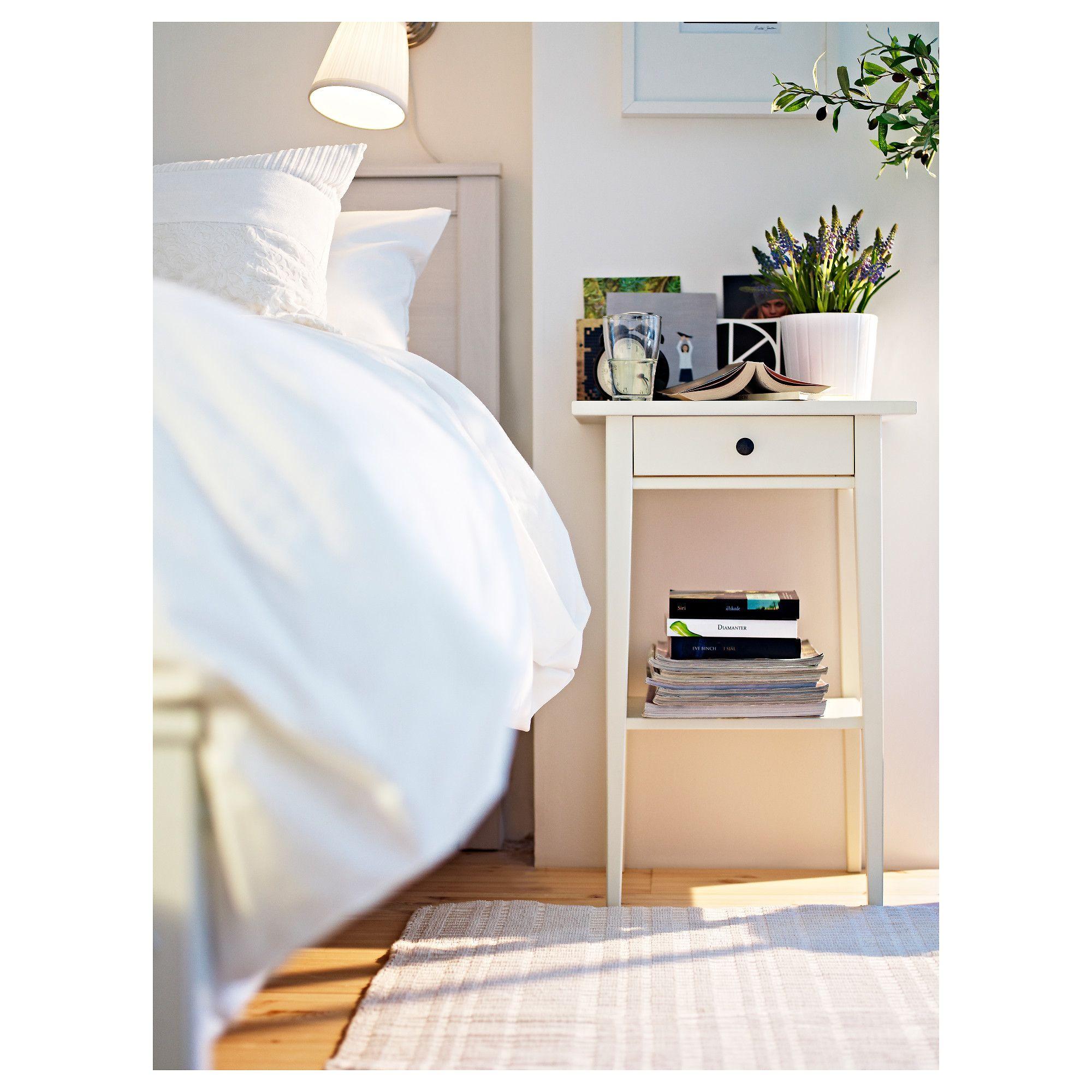 Ikea Bedside Cabinets Grey