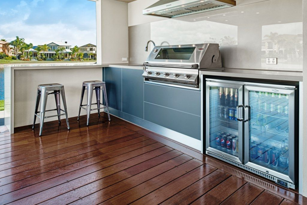 Outdoor Bbq Kitchens Melbourne