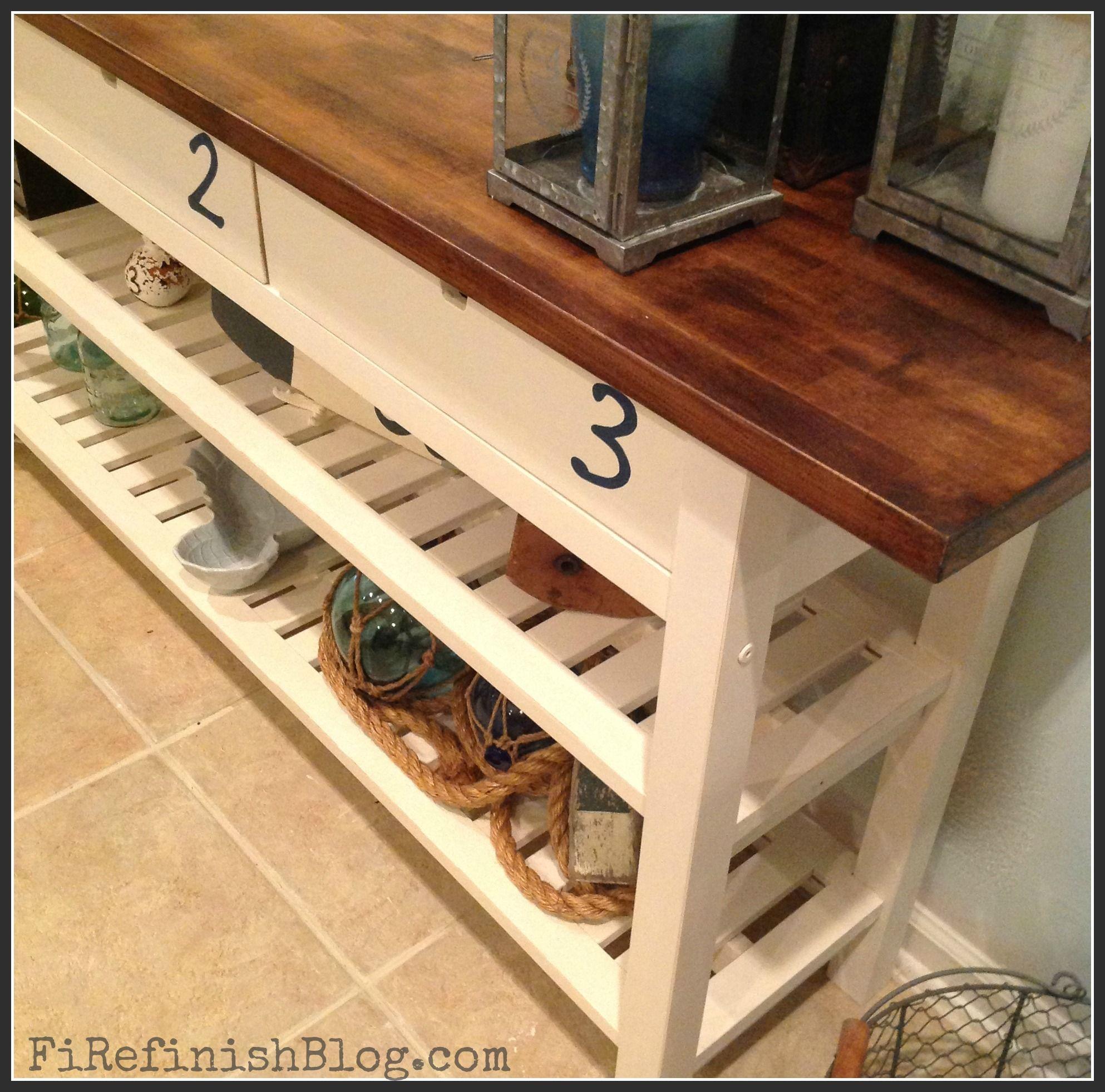 Ikea Norden Kitchen Sideboard