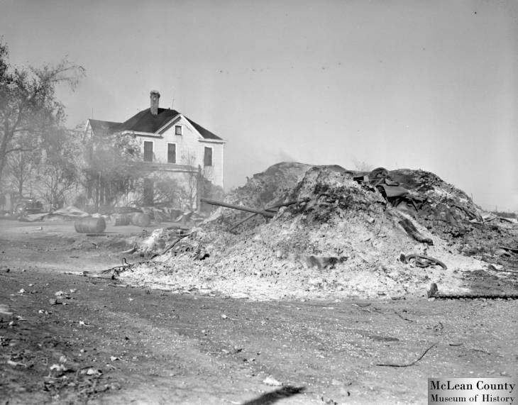Dust Bowl During The Great Depression Was Caused By Poor Farming Practices And