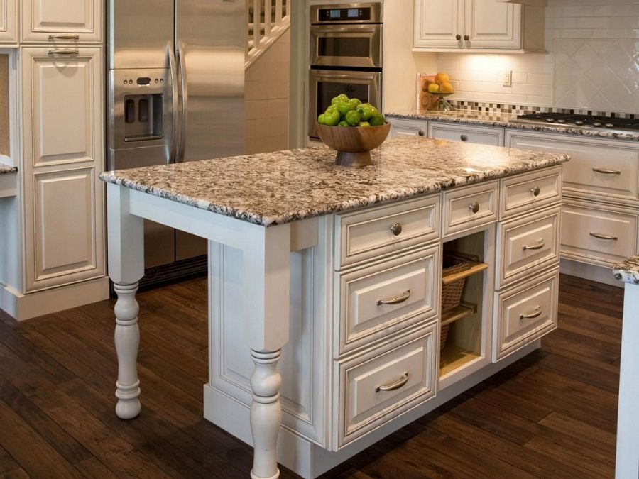 Small Kitchens With Islands Images