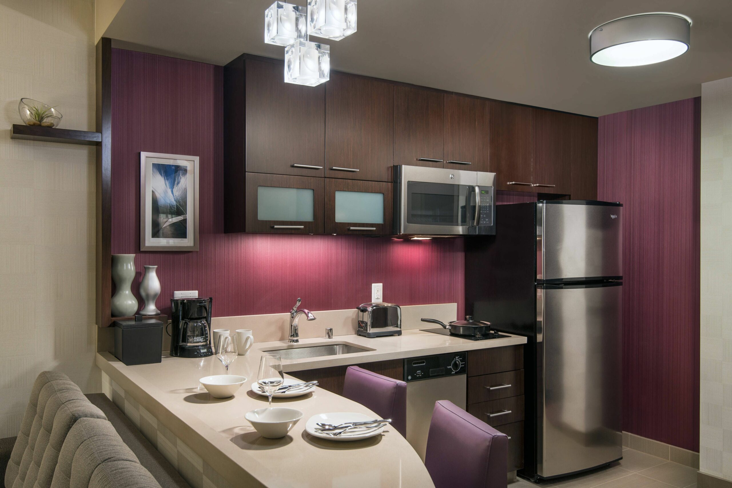 Hotels With Kitchens Los Angeles
