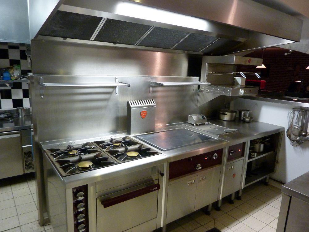 Small Restaurant Kitchen Design Layout