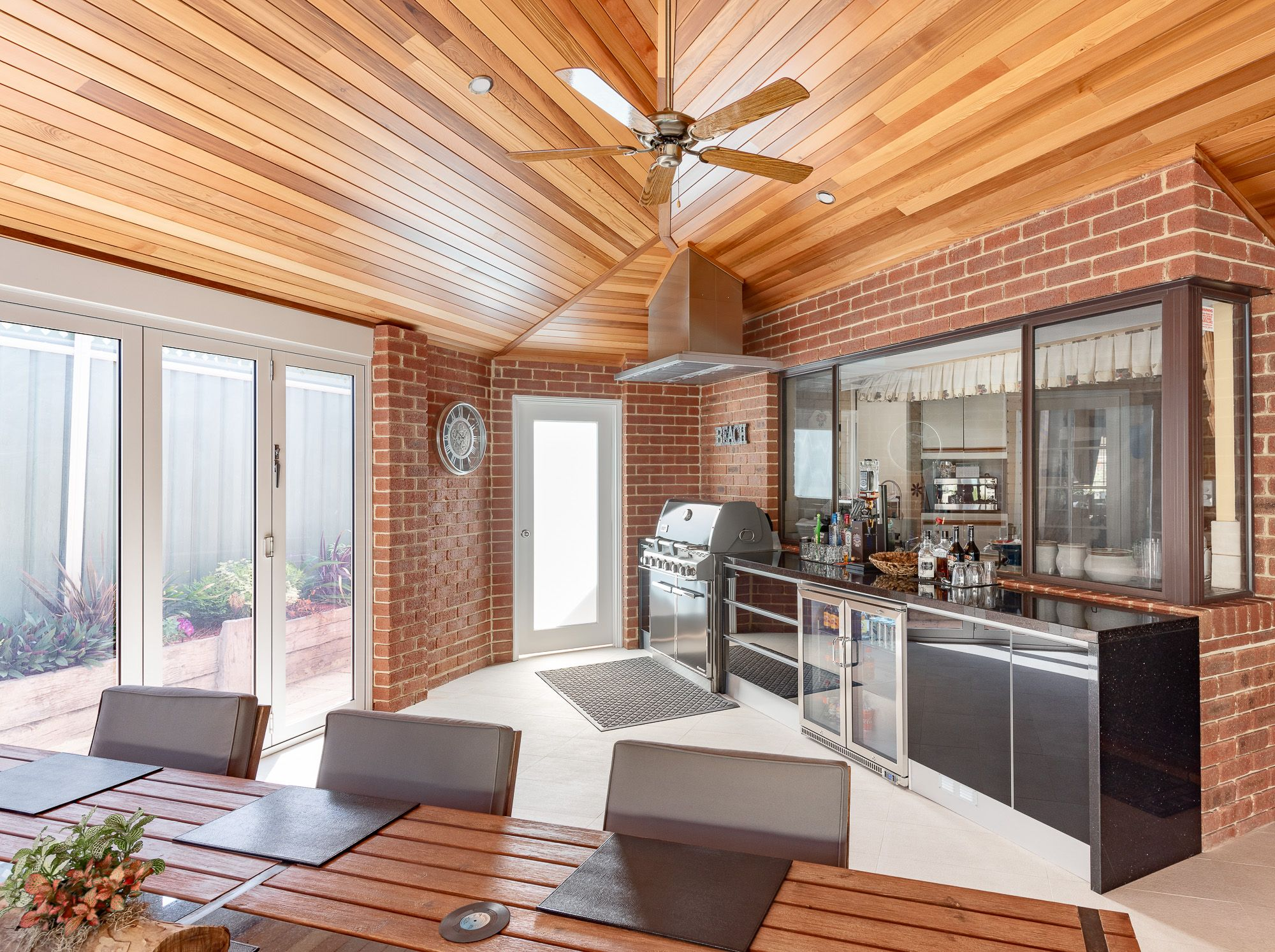 Custom Outdoor Kitchens Perth