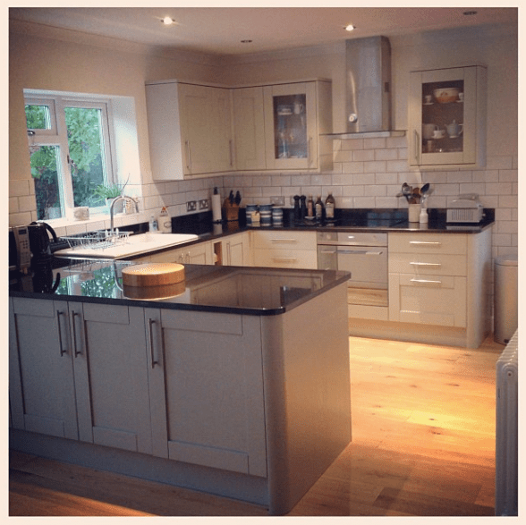 Howdens Tewkesbury Kitchen Reviews