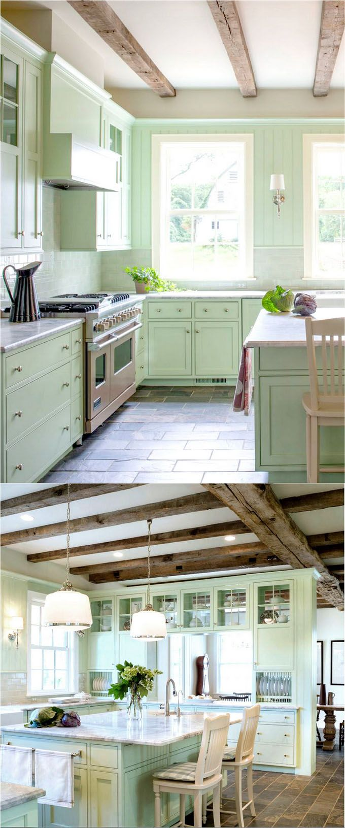 Popular Colors For Kitchen Cabinet