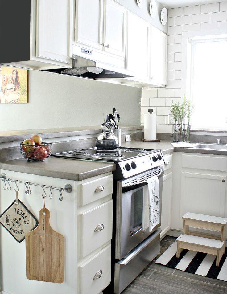 Small Kitchen Ideas Pinterest