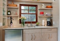 Photos Of Small Kitchens With Open Shelving