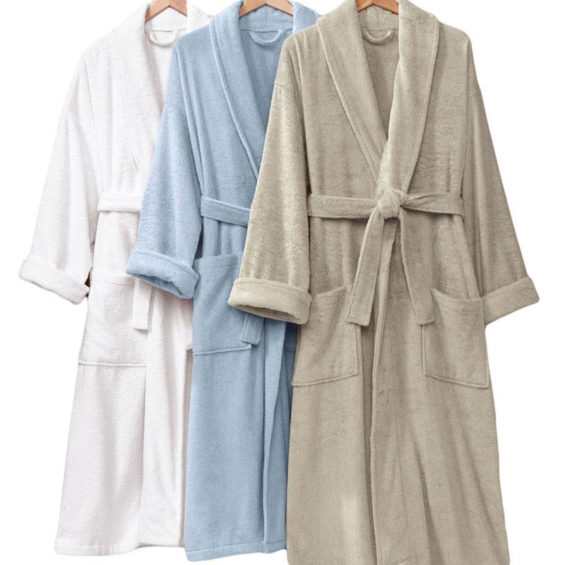 Terry bathrobe  DecorLinencom
