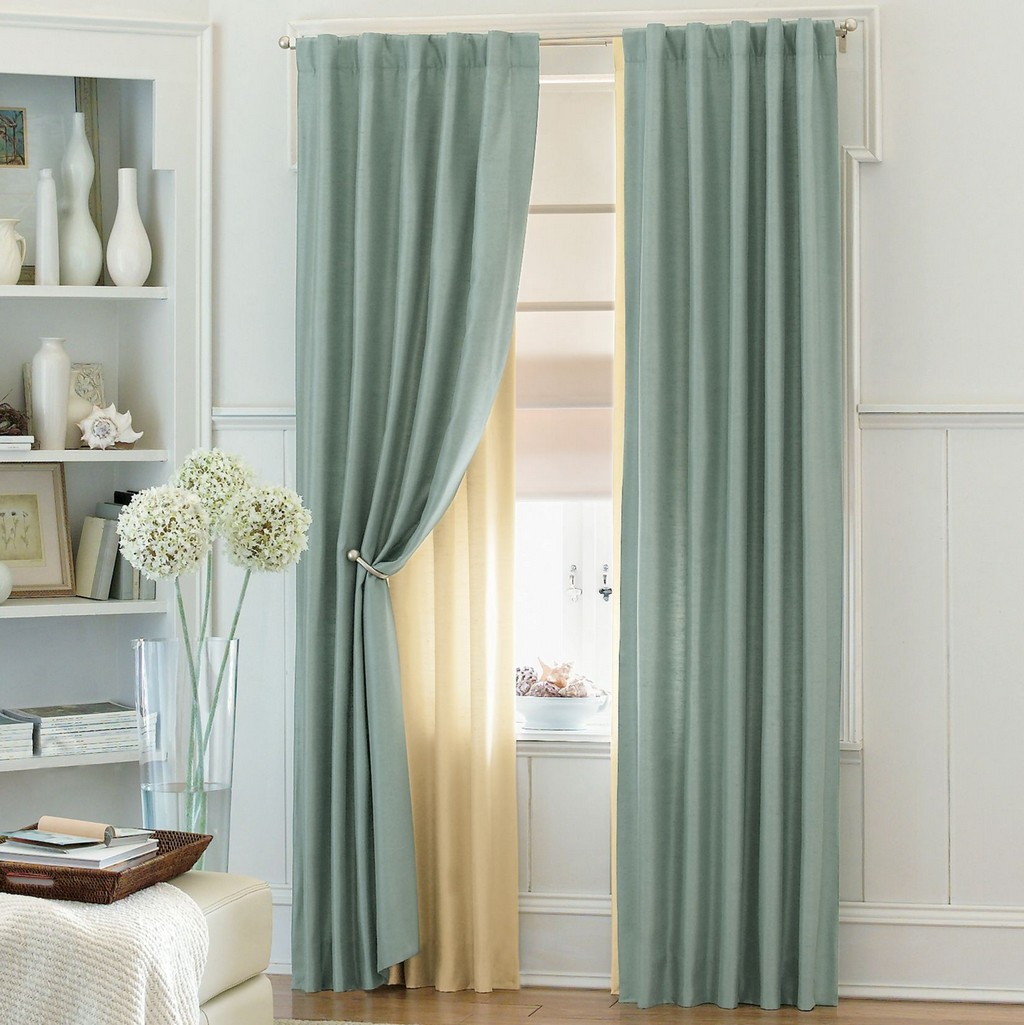 Waverly print kitchen curtains  DecorLinencom