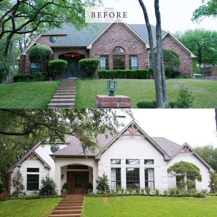 17 Best images about Before/After on Pinterest | Polymers ...  |Fixer Upper Before And After