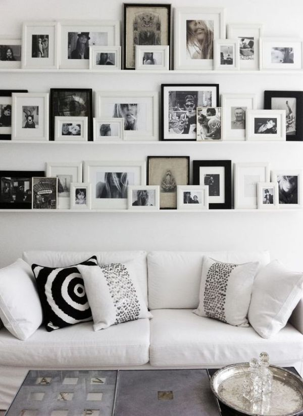 Gallery Wall Ideas To Inspire | Picture Ledge
