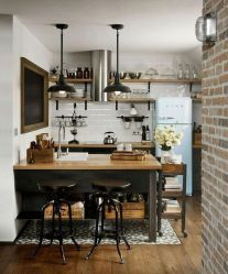 kitchen kitchens doesn space cozy country functional