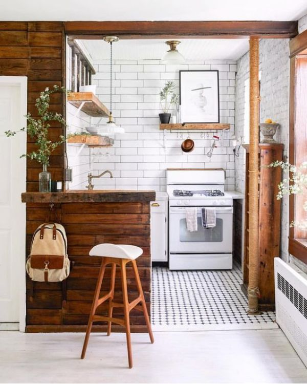 10 Small Kitchen Ideas That Prove Size Doesn T Always Matter