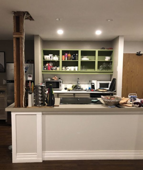 Super Before And After Kitchen Remodel On A Budget Home Interior And Landscaping Ologienasavecom