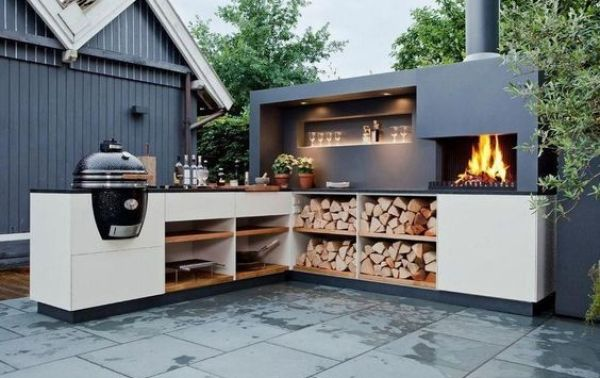 Outdoor Kitchen Designs To Get Things Cooking In Your Backyard