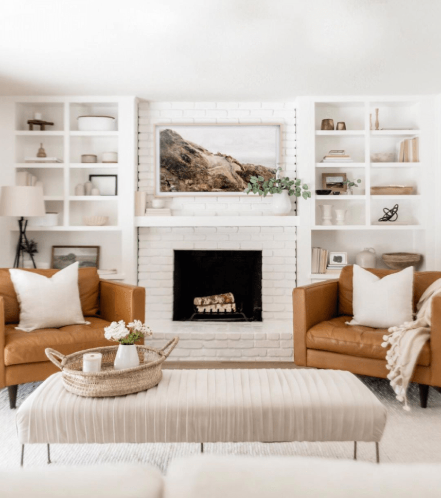 Modern Farmhouse Living Room Design Ideas You'll Want To Replicate