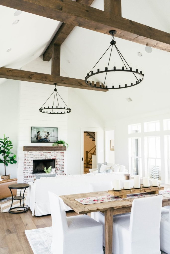 Modern Farmhouse Living Room Design Ideas You Ll Want To Replicate