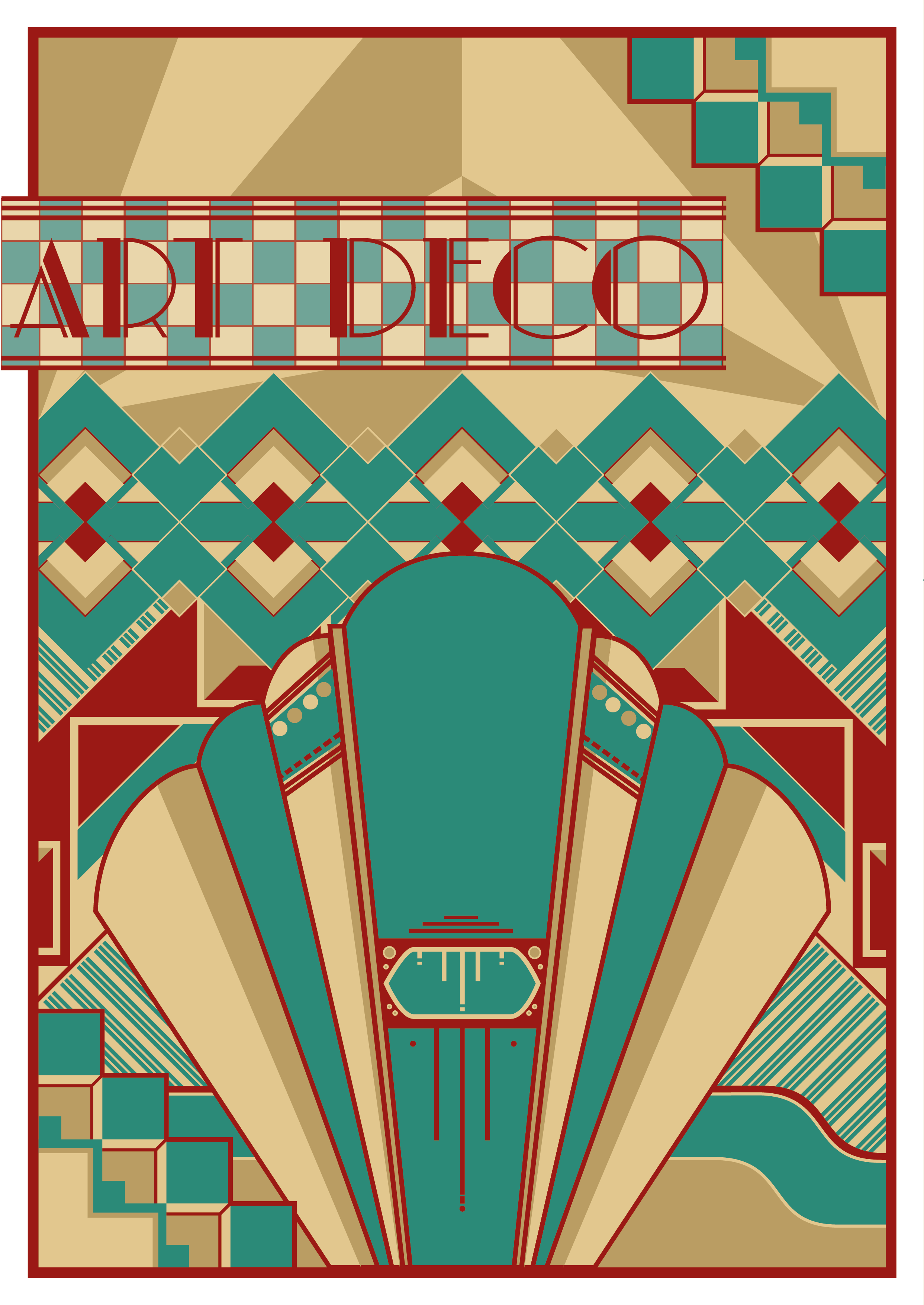 Period Design Series All About Art Deco