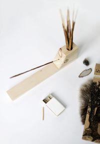 Decor DIY Inspiration: DIY Incense Holder The Merrythought ...