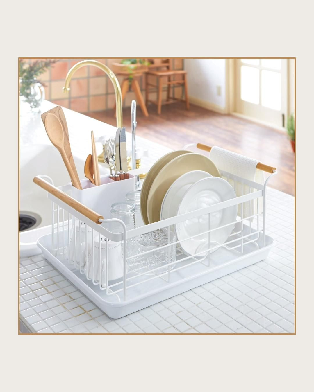 ikea kitchen pantry dish drying rack