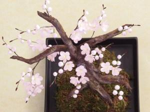 DECOフラワー3、枝物、茎物1 梅