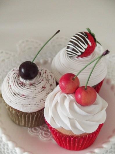 クレイフツーツカップケーキ