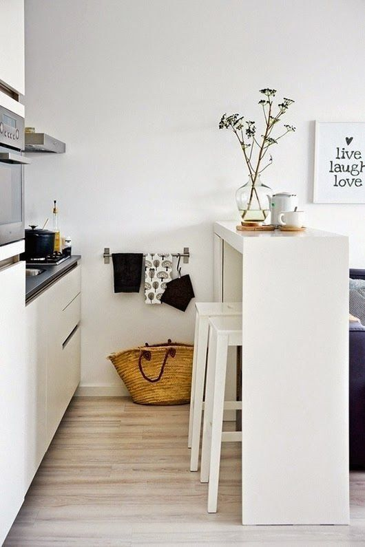 7 Ways to Make Your Small Apartment Kitchen a Little Bit Bigger | Apartment Therapy:
