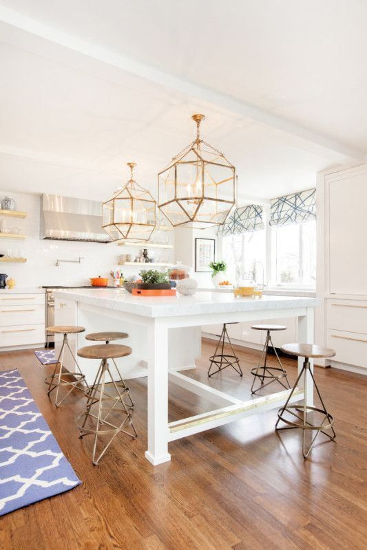 Cozy And Pretty Eat In Kitchens Decorology