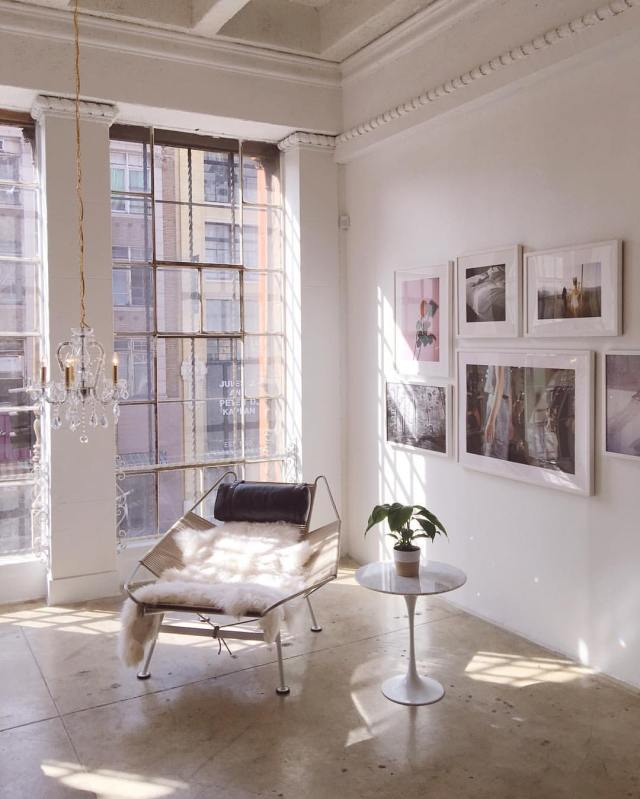 beautiful interior photography