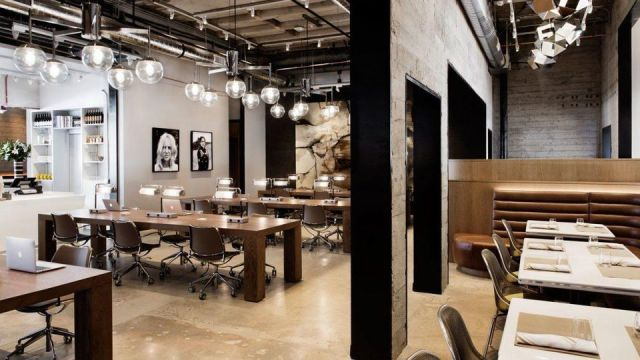 beautiful coworking spaces